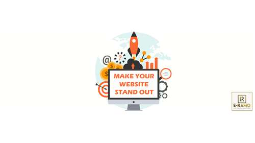 Make your website stand out
