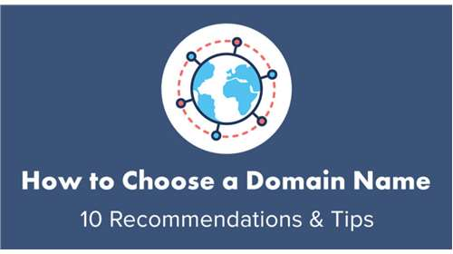 10 Steps to choose the Perfect Domain for your brand