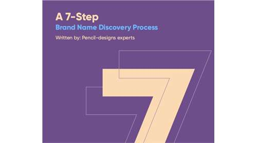 Pencil Designs Editorial 1 Brand Name Discovery Process