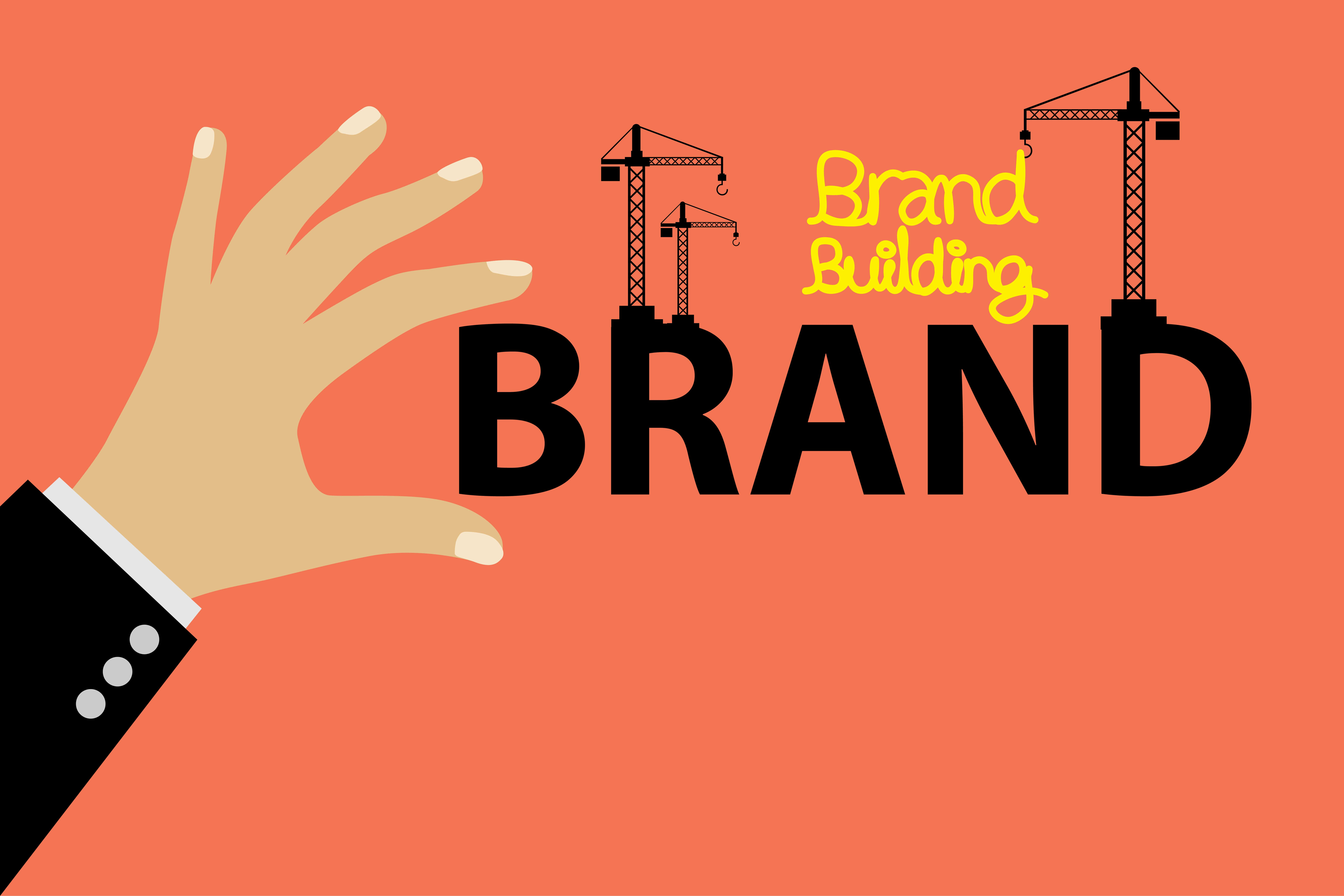12 Steps to Build a Strong Brand Identity in Egypt.