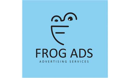 Frog ads Branding