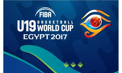 FIBA  Worl Cup U19 Egypt