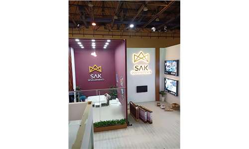 SAK Development booth