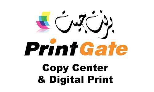 Print Gate for Offset and Digital print