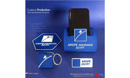 Customized rubber set