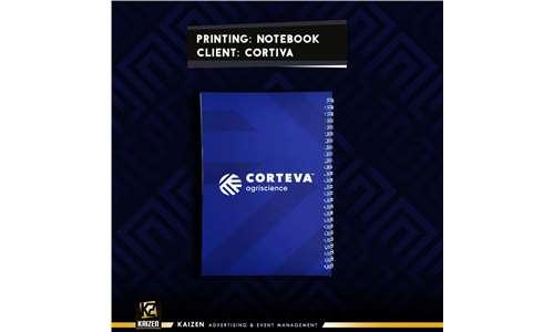 notebook digital printing