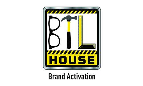 BTL House brand activation