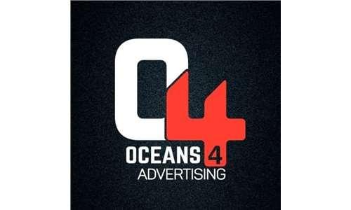 Oceans 4 advertising