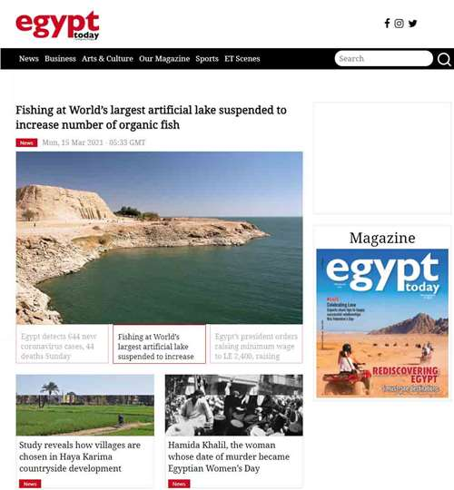 Egypt Today Mag