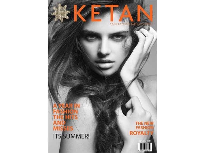 Ketan Magazine Branding