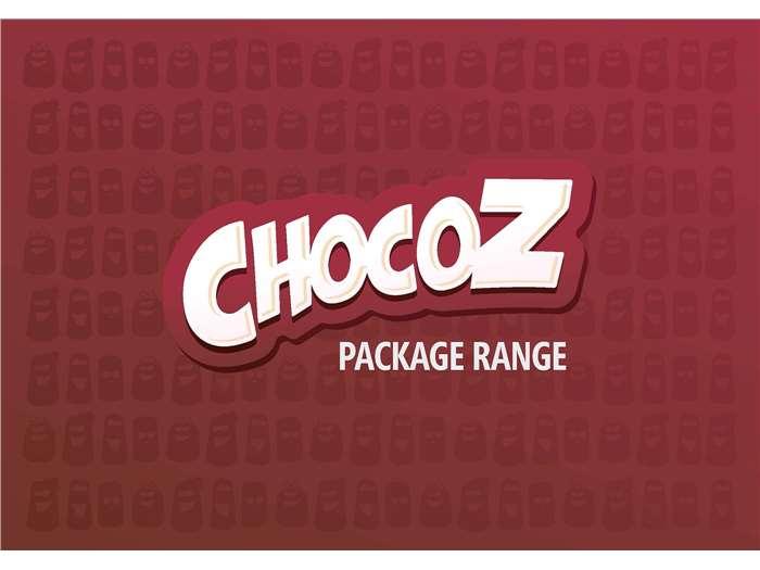 Chocoz Naming & Full Branding Project