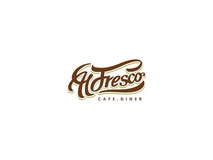 ALFRESCO Branding & Logo Design