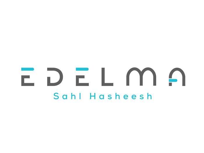Logo design and branding EDELMA SAHL HASHEESH