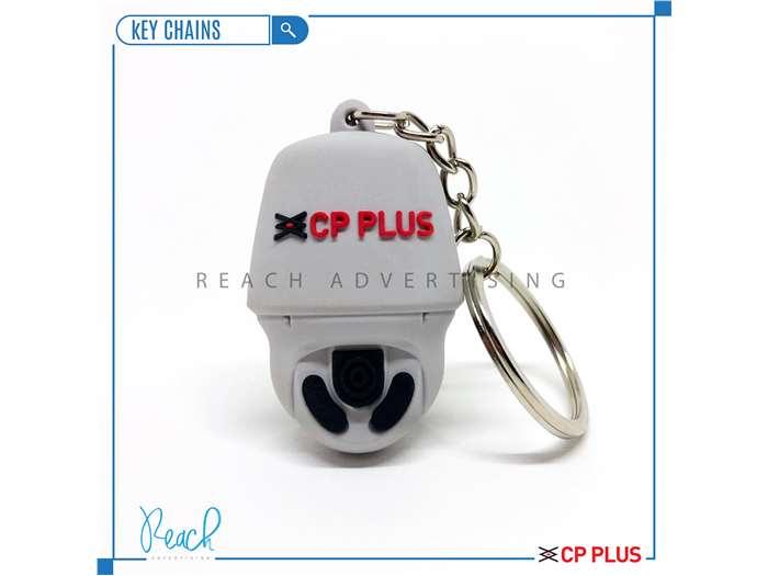 Customize Rubber Keychain