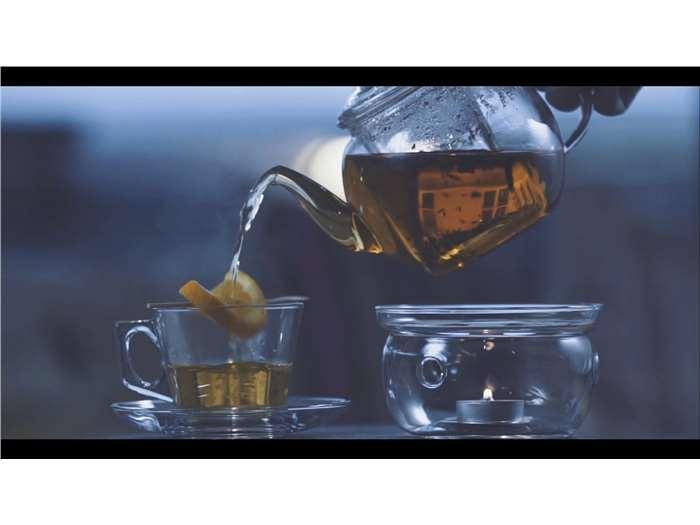Chaya Galata - Tea Room Advertisement