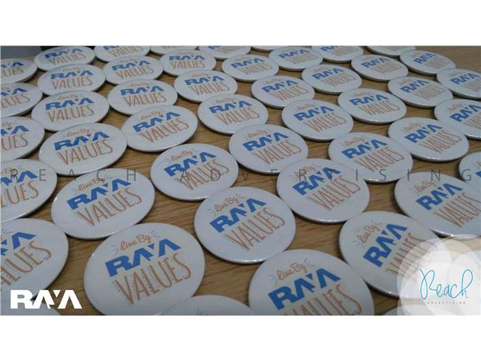 Branded Pins