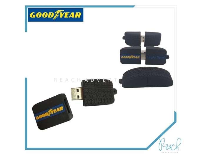 Customized Rubber USB