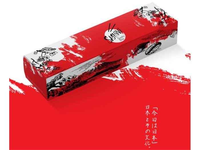 Sashimi Sushi Bar Branding And Positioning
