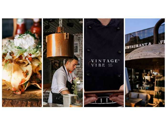 Vintage Vibe Branding And Positioning